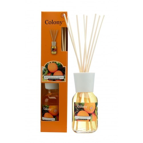 Wax Lyrical] [British Colony fragrance series - Mediterranean orange 120ml