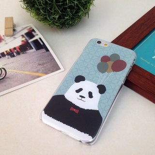 Mr. Panda Print Soft / Hard Case for iPhone XS Max,  Samsung Galaxy Note 9