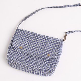 Limited - Hand-woven (old coarse cloth) series - Multi-function portable packet A