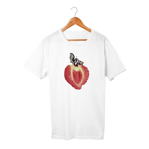 strawberry T-shirt