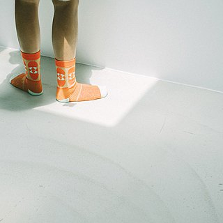 Ice style / socks - orange