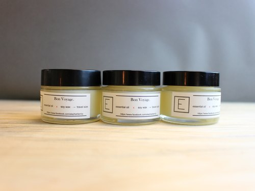 Elephant Love Honey Korea] travel with Soy Candles / purification