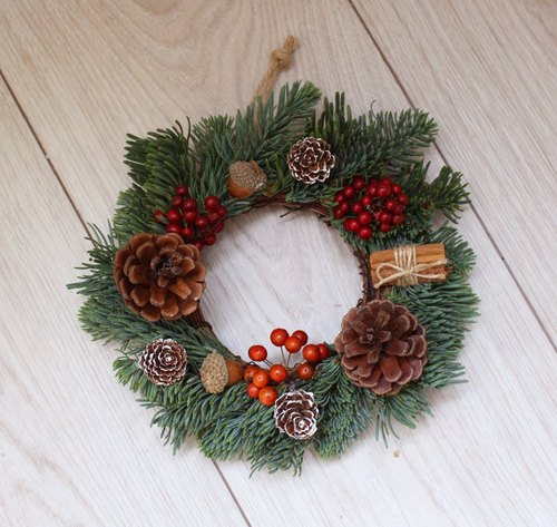 Flover Fulla Design*Christmas Limited*Nuobei Song Wreath