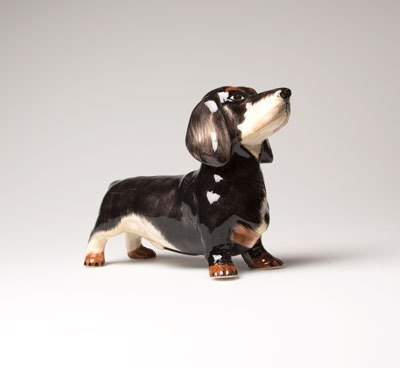 SUSS- British high texture cute Dachshund / Dachshund modeling piggy banks to spot --- Free transport