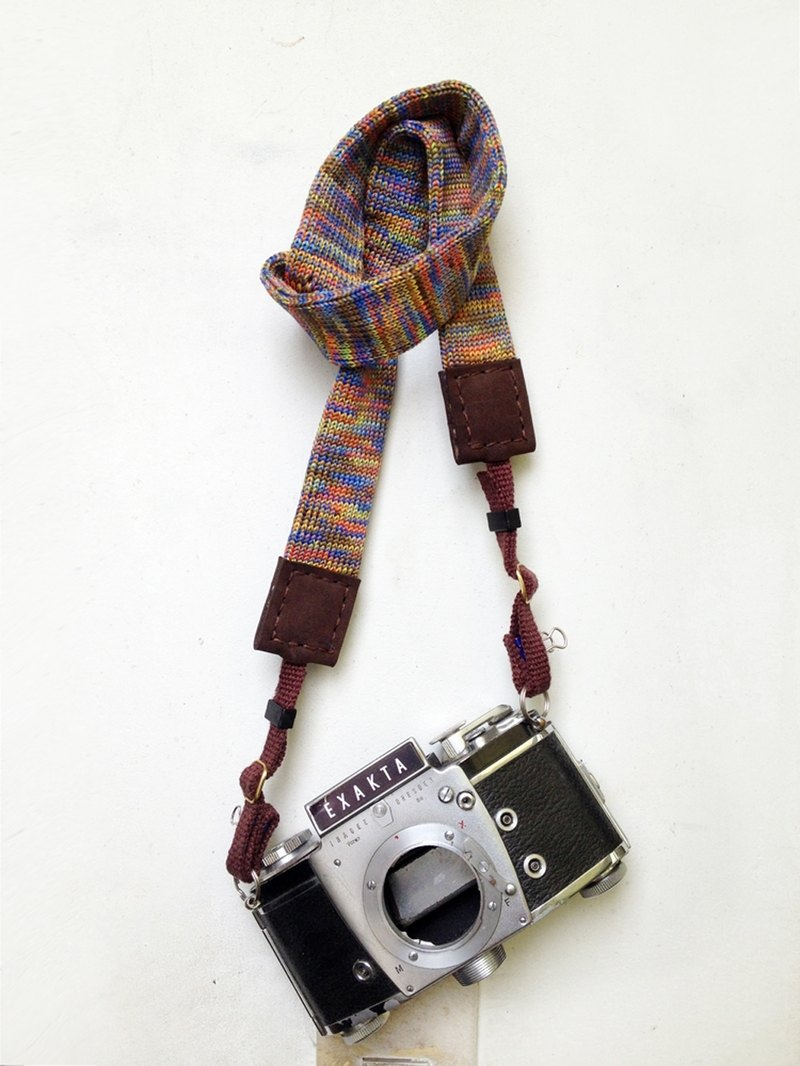 ENDORPHIN handmade camera strap (webbing collection- C)
