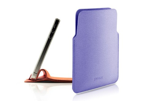 evouni Li - Nano Composite Case (purple) M - iPhone4 / 4s / 5/4-inch or less
