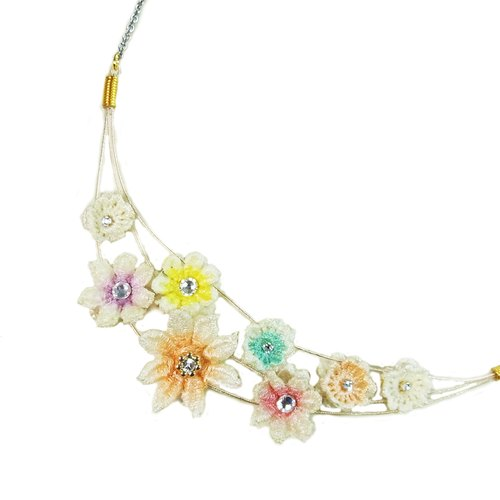 Mood for Love Water Lace Necklace (gorgeous version)