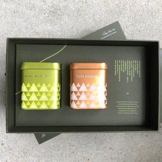 [Mountains came to tea] Natural Farming Law tea gift box series 2 into