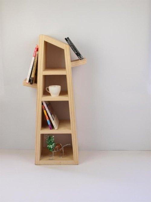 木匠兄妹設計款家具-大樹書架