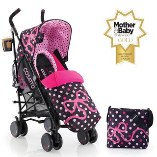 Cosatto Supa Stroller – Bow How