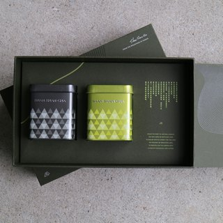 [Mountains came to tea] Natural Farming Law Tea Gift Box Mountain Hills 2 into