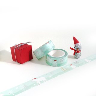 TAPEHOLIC | Christmas Polar Bear  [Limited]