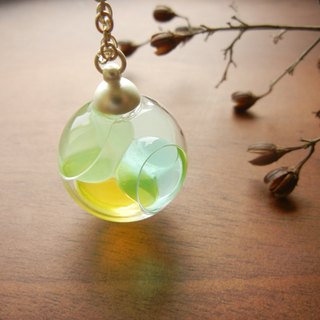 *coucoubird*four color ball candy necklace