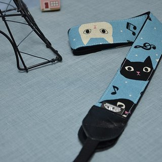 Humble in the Big Head Cat Decompression Belt Camera Belt Uke Lili Camera Strap