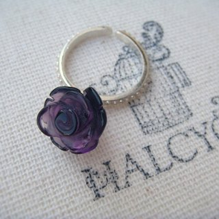 Summer Berry Rose Ring