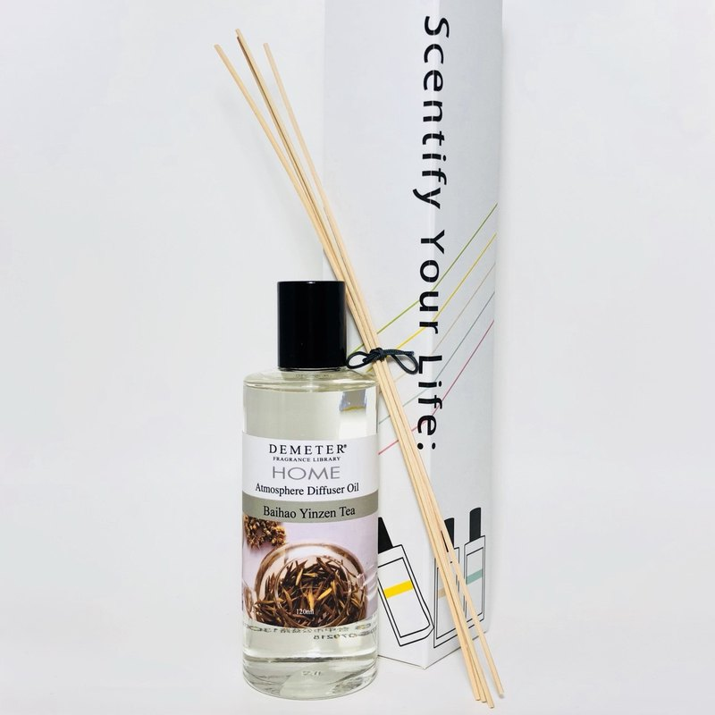 [Demeter smell library] white silver needle tea space fragrance oil 120ml