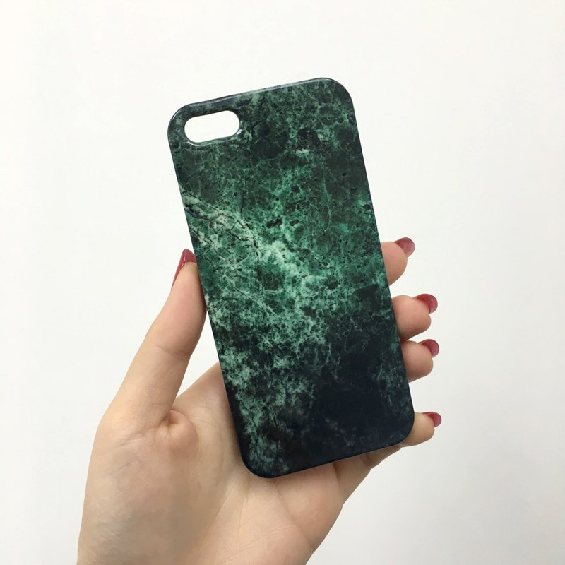 promo code 66c99 06b18 dark green marble printed 3D Full Wrap Phone Case, available for iPhone 7,  iPhone 7 Plus, iPhone 6s, iPhone 6s Plus, iPhone 5/5s, iPhone 5c, iPhone ...