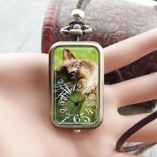 Cats Cats - Charm / Key Ring / Pocket Watch / Necklace / Accessories [Special U Design]