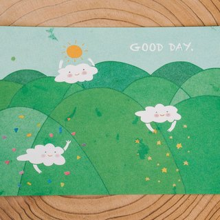 KerKerland-GOOD DAY-明信片