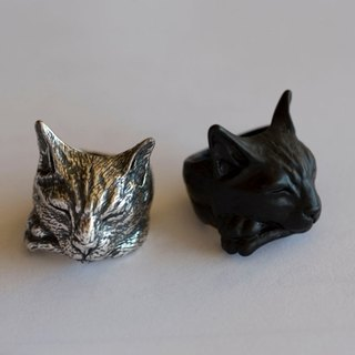 Sleeping Cat Ring