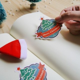 【For models】Cute Santa Hats(for 4~4.5 cm head circumference)