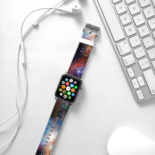 Apple Watch Series 1 , Series 2, Series 3 - Star Galaxy Nebula Star Night Watch Strap Band for Apple Watch / Apple Watch Sport - 38 mm / 42 mm avilable