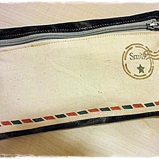 Pencil bag / universal bag _ international mail please receive letter