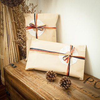 Limited plus purchase of handmade gift packaging single towel for shipping protection