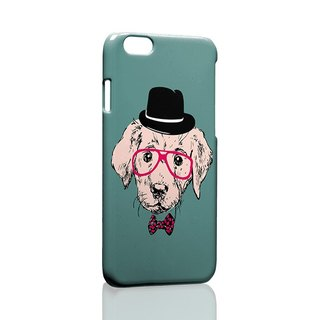 Gentleman puppy custom Samsung S5 S6 S7 note4 note5 iPhone 5 5s 6 6s 6 plus 7 7 plus ASUS HTC m9 Sony LG g4 g5 v10 phone shell mobile phone sets phone shell phonecase