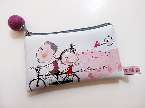 Illustration Wallet。Unlimited Love