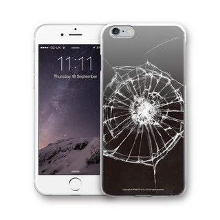 AppleWork iPhone 6 / 6S / 7/8 Original Design Case - Cracked PSIP-204