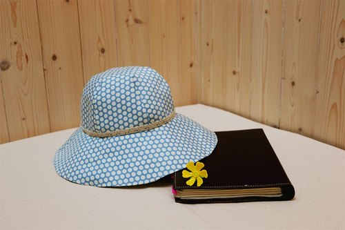 [French Sweetheart small ocean cap] hat / gift / shade