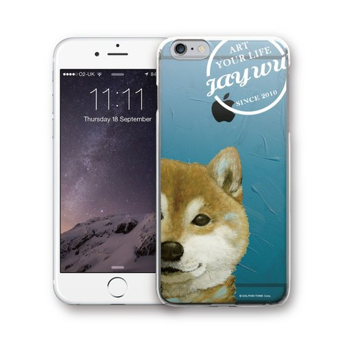 PIXOSTYLE iPhone 6/6S Plus 原創設計保護殼 - JaywuArt PSIP6P-308