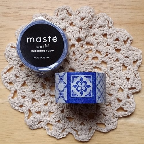 maste Masking Tape and paper tape Multi series [mosaic tiles (MST-MKT30-A)]