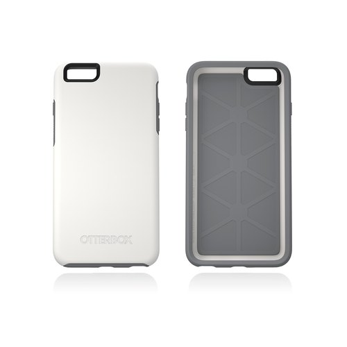 OtterBox Symmetry Colorful geometric gray protective shell iPhone 6s Plus