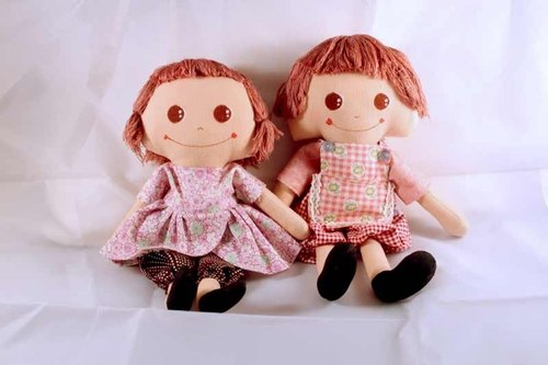 Rural doll series - Sisters
