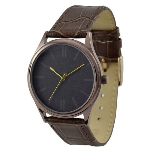 Indistinct Watch (Brown)