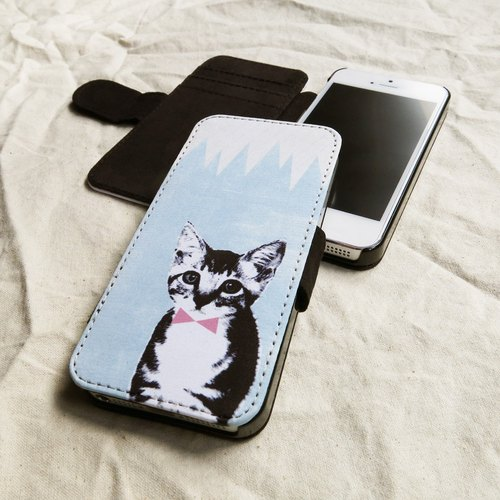 OneLittleForest - Original Mobile Case - iPhone 5, iPhone 5c, iPhone 4 - cats meow