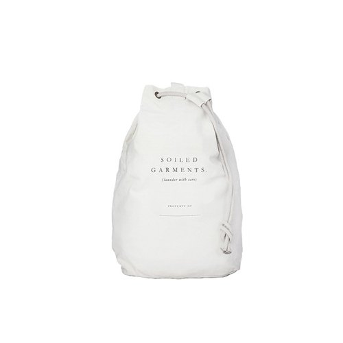 Izola - Soiled Garments Laundry Bag backpack canvas laundry bag concept