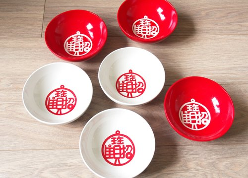 【New Year limited】 Fortune Bowl Group (large)