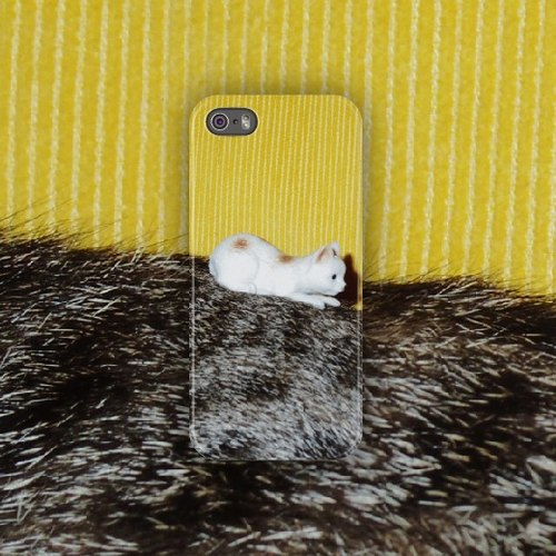 Im/permanence-1 phone case