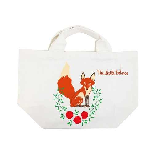 Little Prince Movie Version authorized - Large Tote: [Fox] Rose