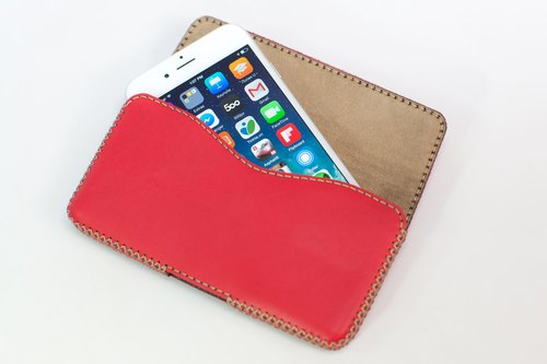 iPhone 6 Horizontal Leather Case