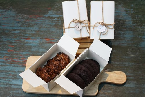 [Manual] fresh handmade biscuit cookies (small gift)