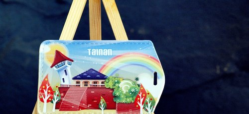"""TAIWAN VIEW‧ Landscape Series"" Tainan - Fort Zeelandia. Easy Card sets / Documents folder Package"