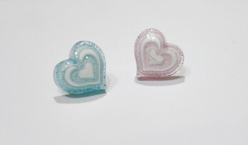 * In pairs * - earphone series - (a) - Valentine small gift -