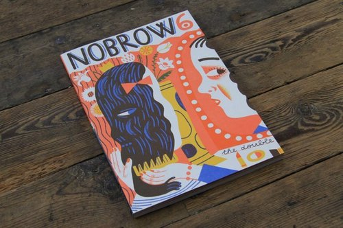 Nobrow 6: The Double * UK Nobrow Illustrated