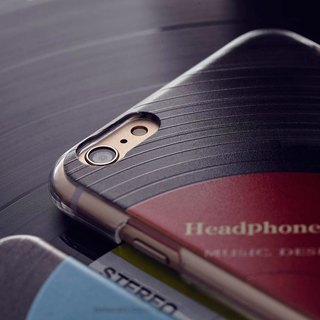 Vinyl iPhone Case iphone8/7/6/5/se