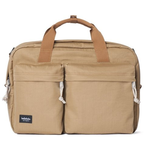 hellolulu ALTO- laptop package (khaki)