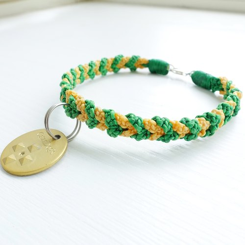 <LOVE> Love tailored XS mini small dog / cat pet collar waterproof